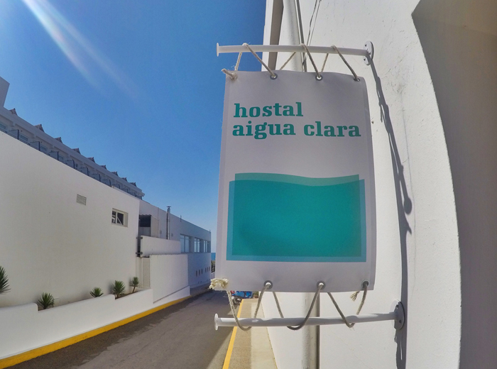 Hostal Aigua Clara Formentera