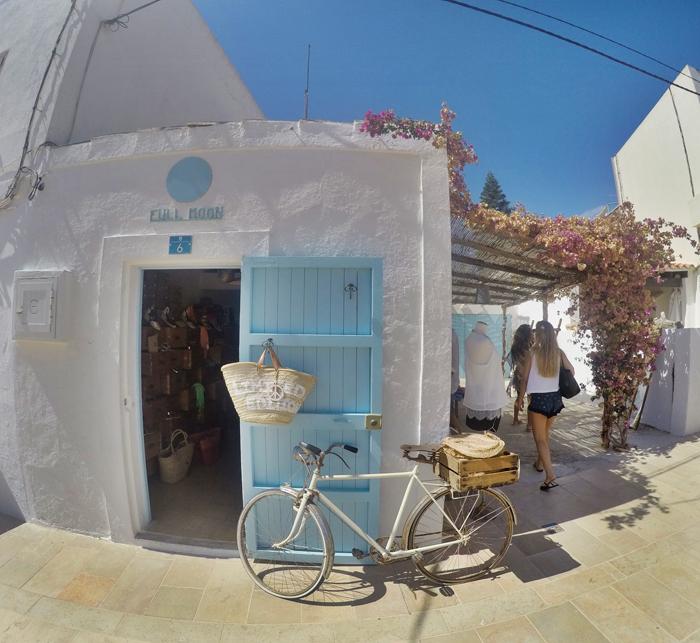Compras en Formentera