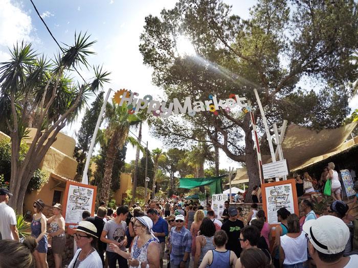 Mercadillo Es Canar Ibiza