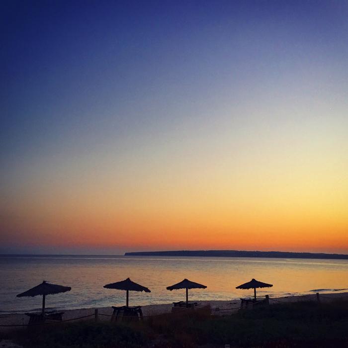 Atardecer Formentera