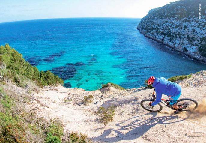 Rutas Formentera Bici