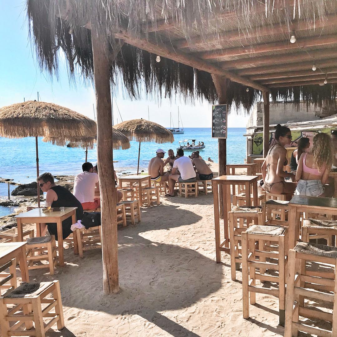 Cala Escondida Ibiza Cala Comte 2