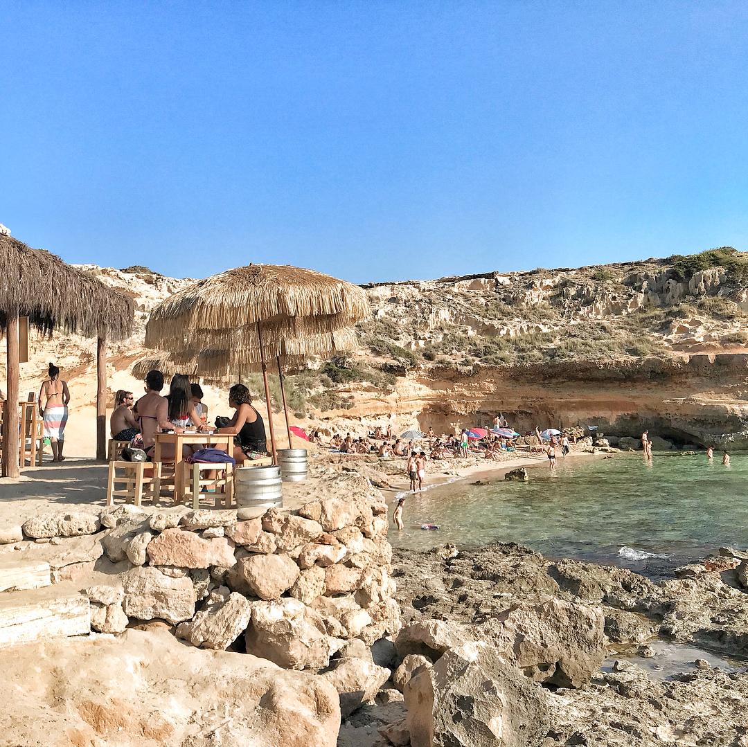 Cala Escondida Ibiza Cala Comte 6