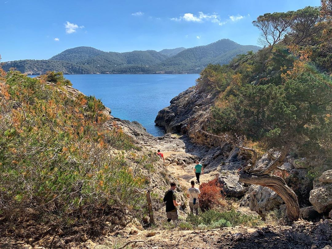 Ruta Punta Xarraco Ibiza 33