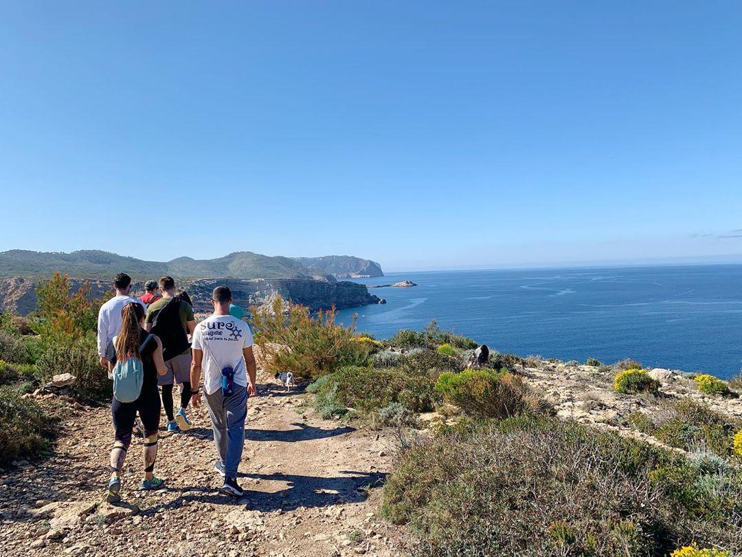 Ruta Punta Xarraco Ibiza 8