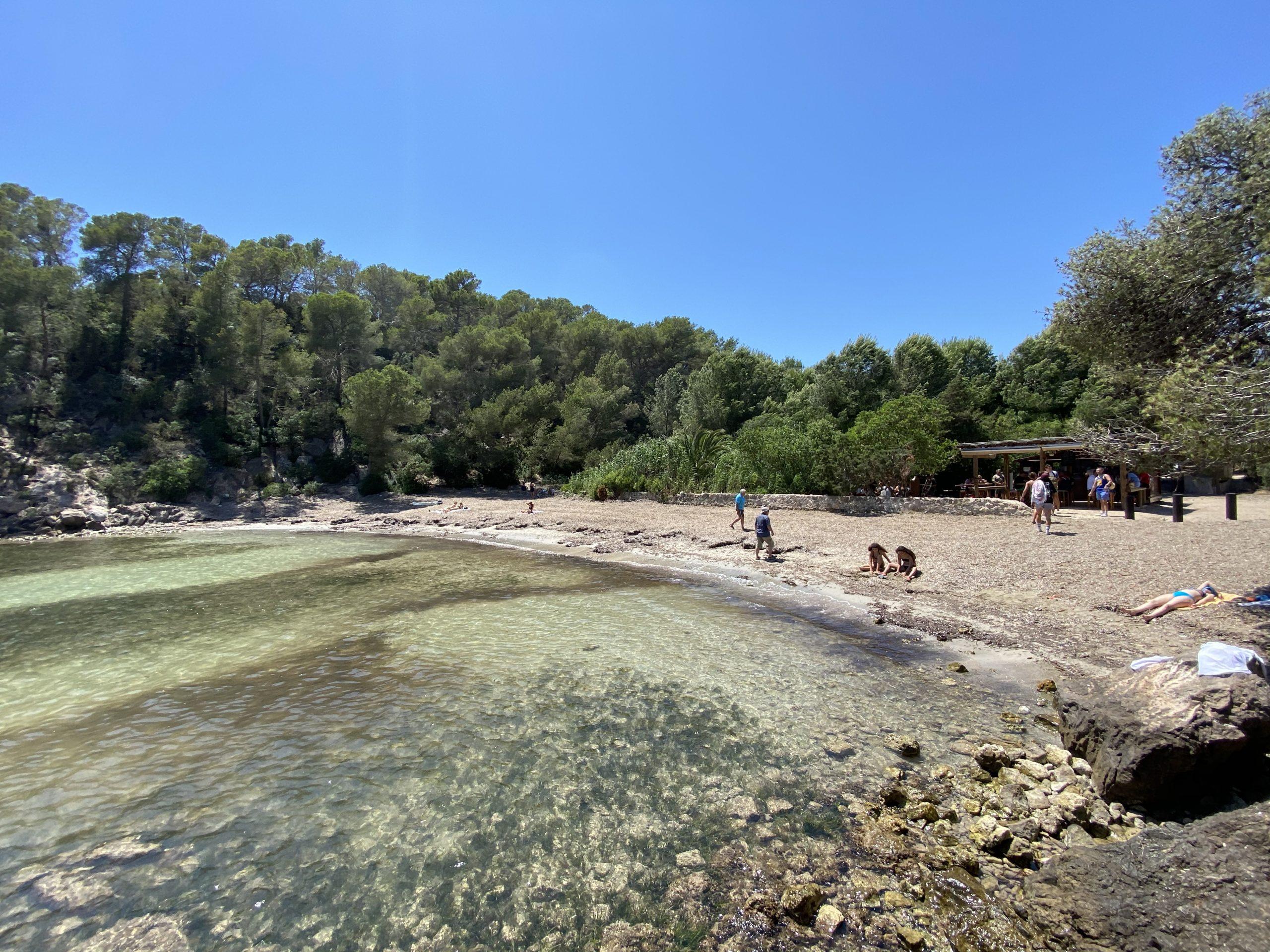 Chiringuito Cala Mastella Ibiza 2