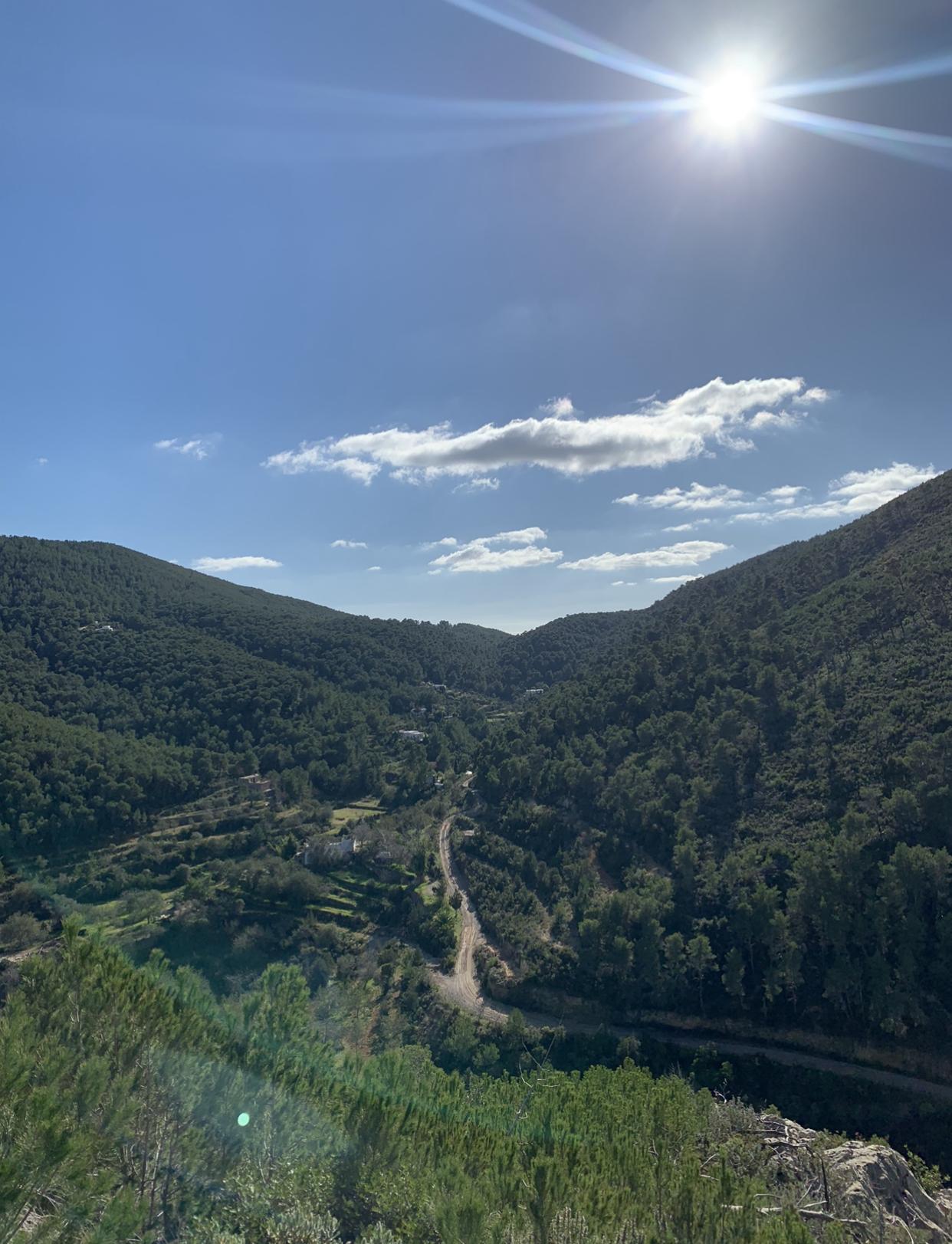 Valle de Morna San Carlos Ibiza