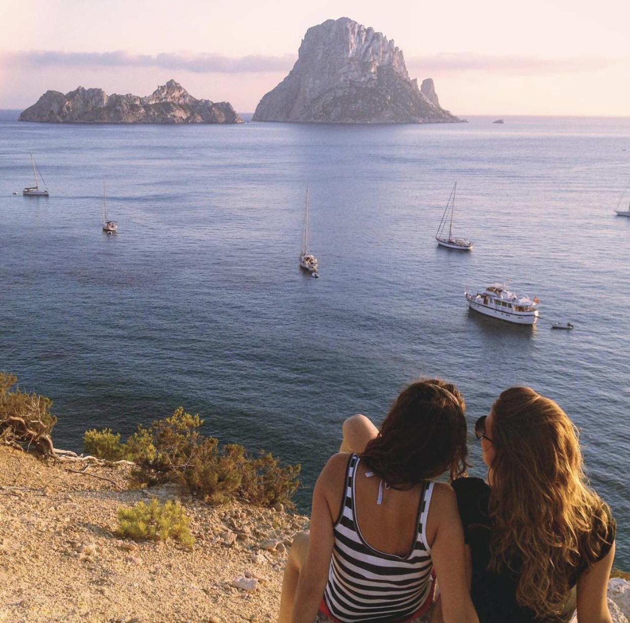 Atardecer Es Vedrà Ibiza Sunset by Ibizaplus
