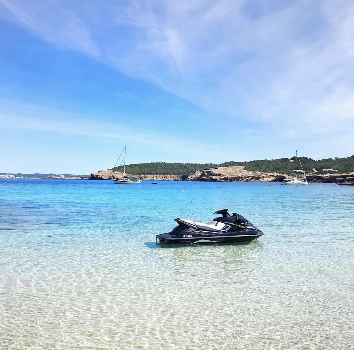 Cala Bassa Ibiza by Ibizaplus