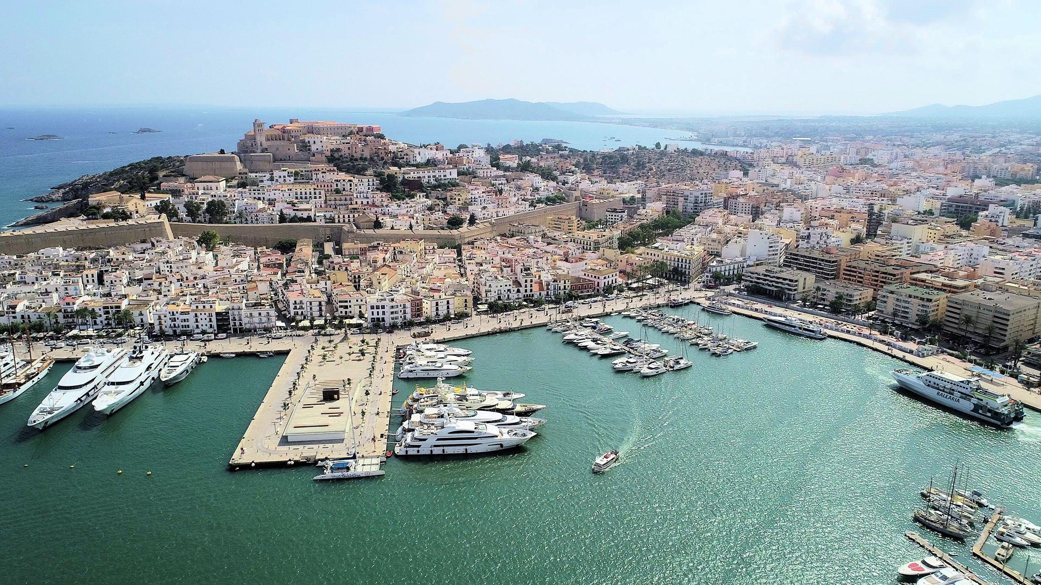 Ibiza Magna Port