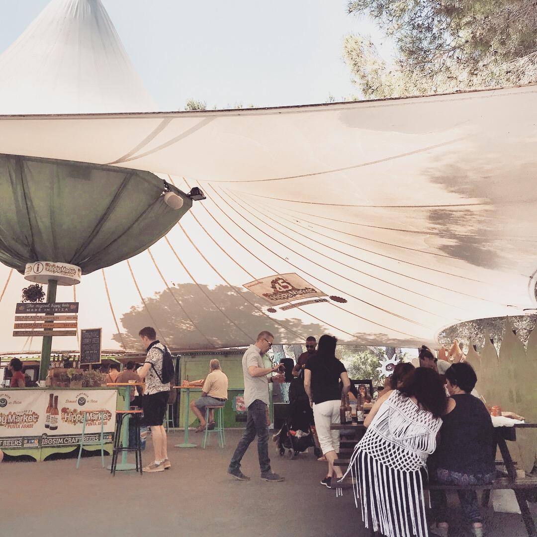 Mercadillo Hippy Punta d'Arabi