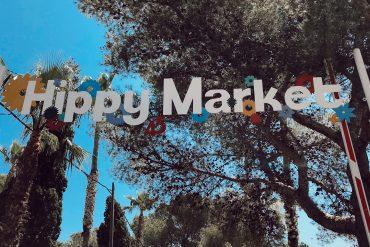 Un mítico día en el Mercadillo Hippy de Punta d'Arabí Ibiza