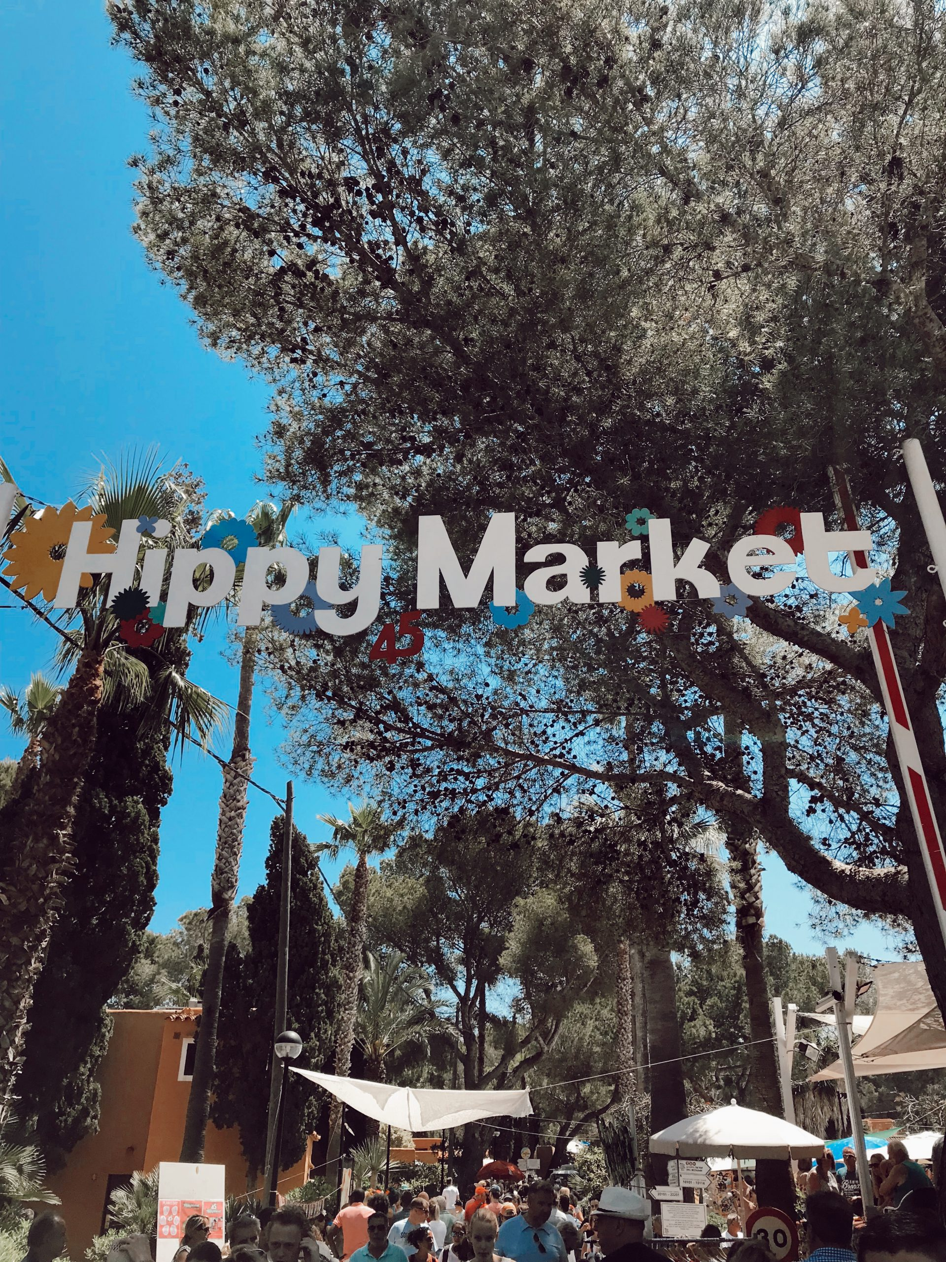 Mercadillo Hippy Punta d'Arabi