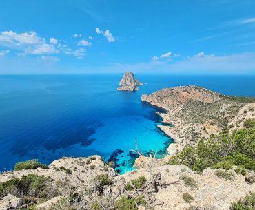 Mirador Cala Llentrisca Ibiza