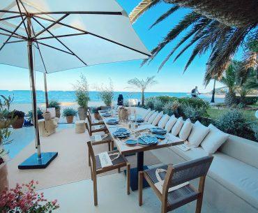 Terraza Pecador Ibiza