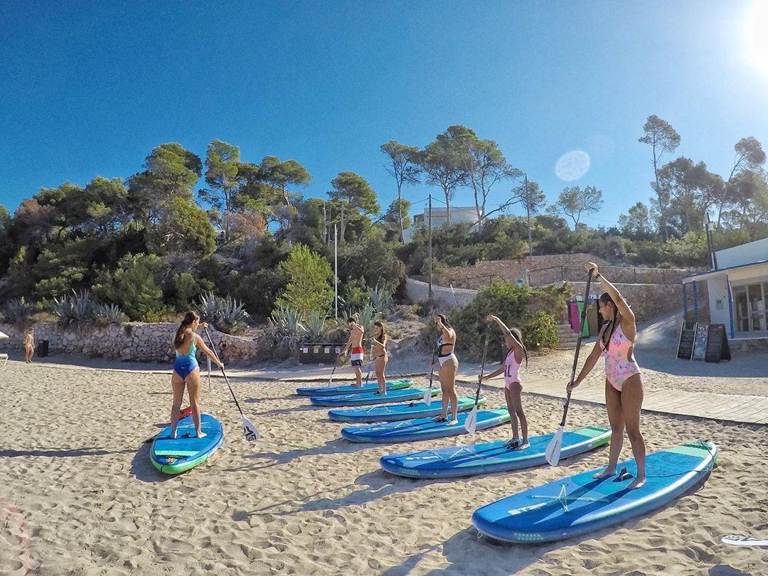 Aloha Paddle Surf Ibiza - Ibizaplus 2