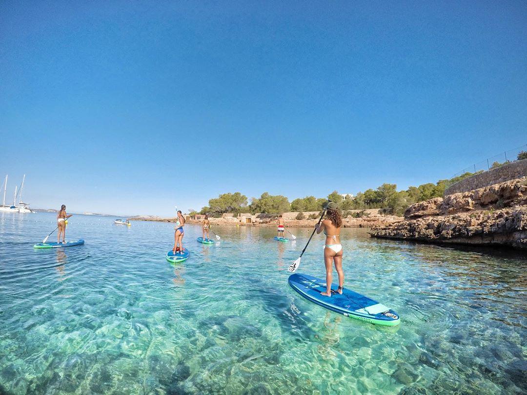 Aloha Paddle Surf Ibiza - Ibizaplus 4