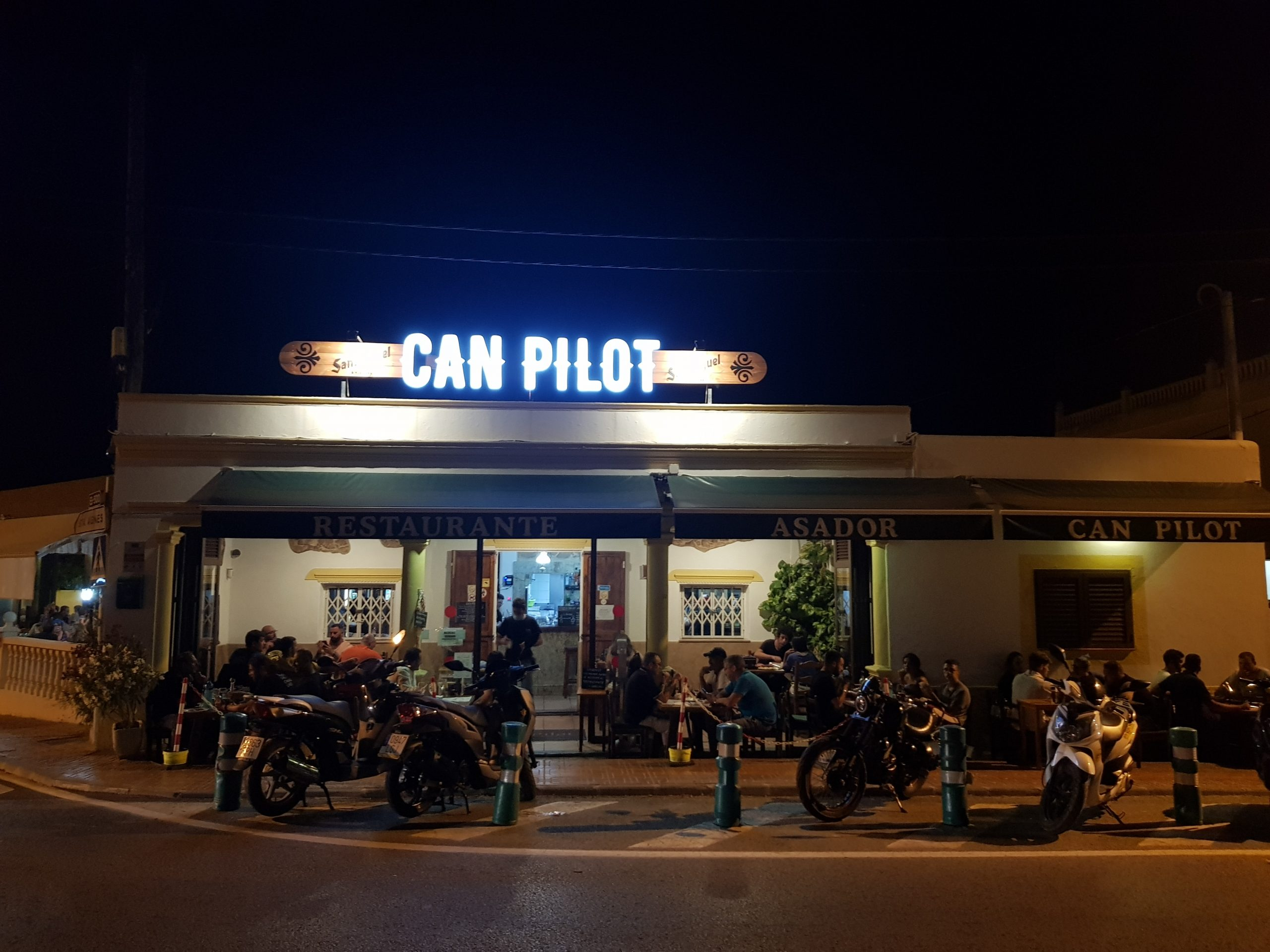 Can Pilot Ibiza